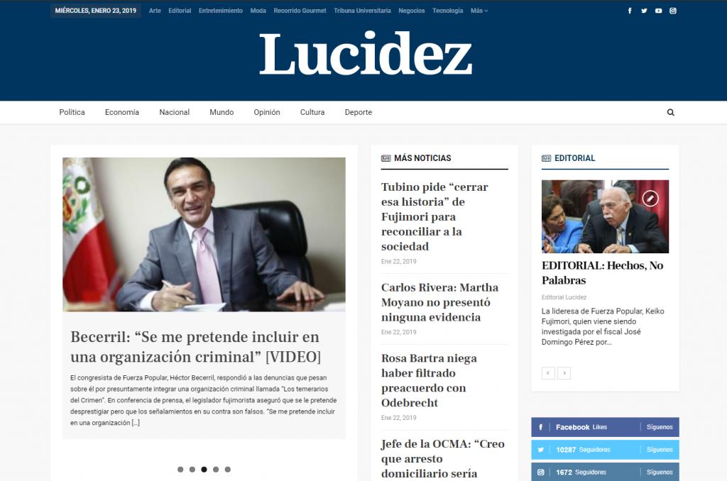 Diario Lucidez